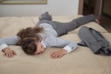 estado fisilogico, posible afectados de sindrome de fatiga cronica